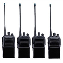vertex standard two way radios 4 radio packs vertex standard vx 351