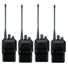 vertex standard two way radios 4 radio packs vertex standard vx 821