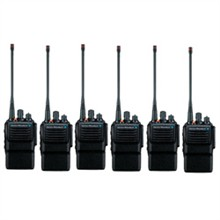 vertex standard two way radios 6 radio packs vertex standard vx 821