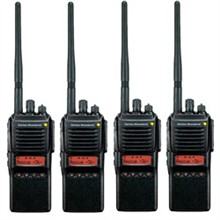 vertex standard two way radios 4 radio packs vertex standard vx 924